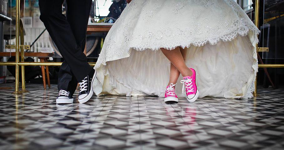 A nike cipő fellegekbe visz